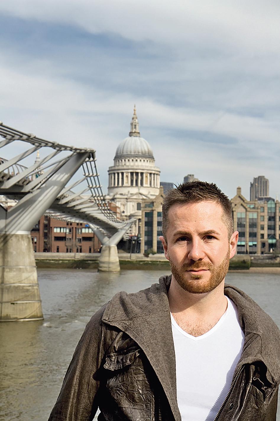 London---portret