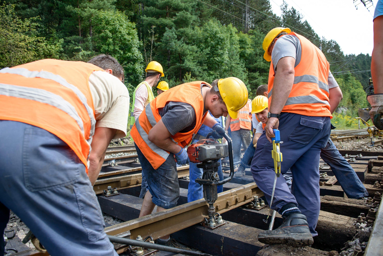 Ilsutracija, građevinski radnici