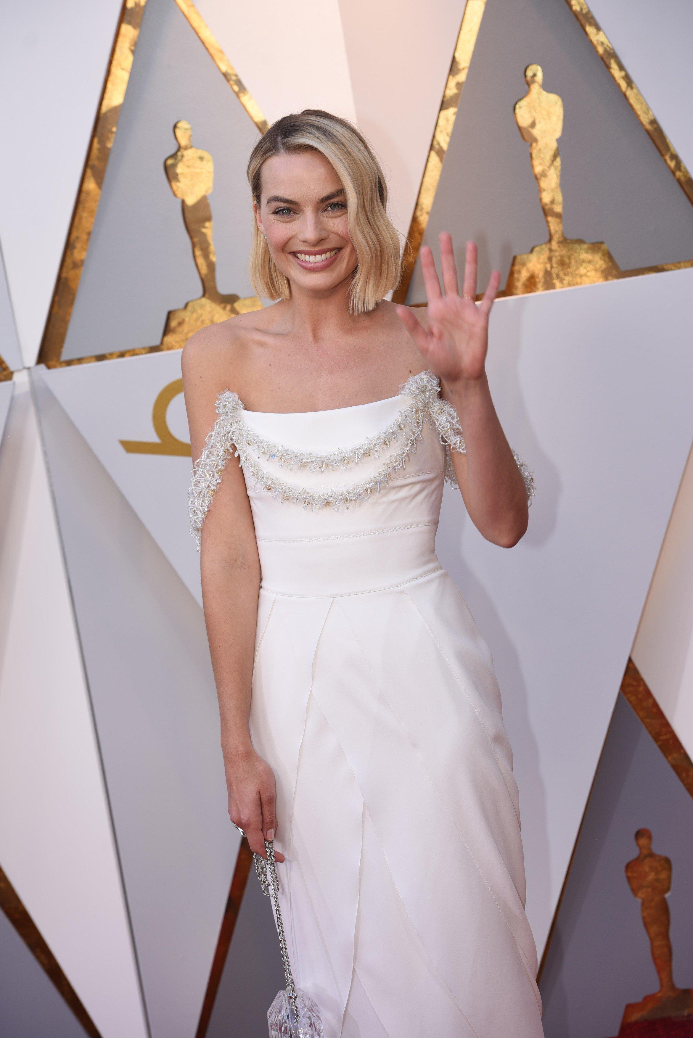 Margot Robbie_Oscars