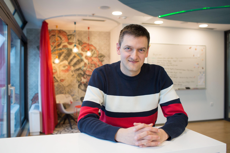 Aron Stanić, suvlasnik Inchooa