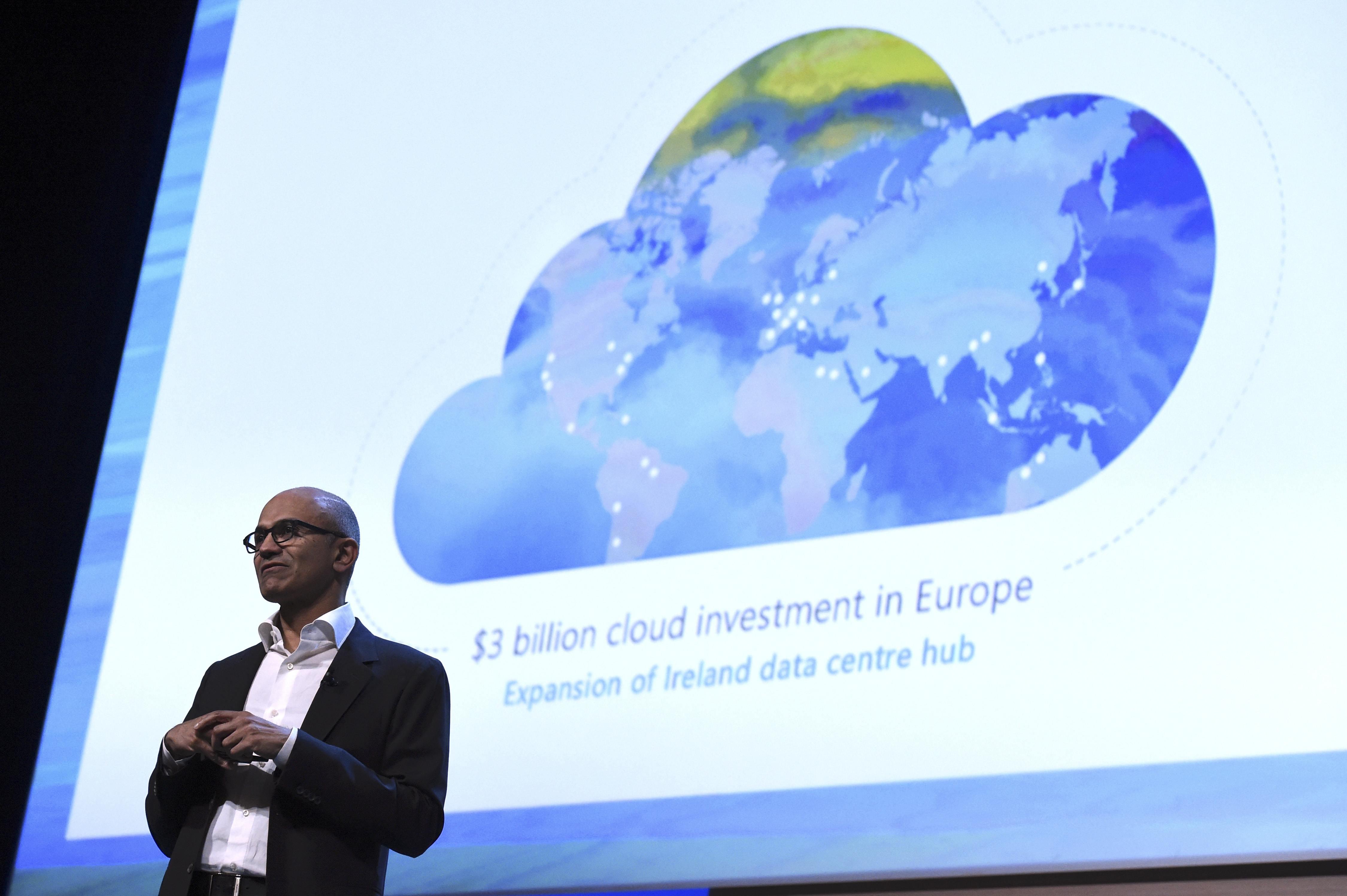 Izvršni direktor Microsofta, Satya Nadella