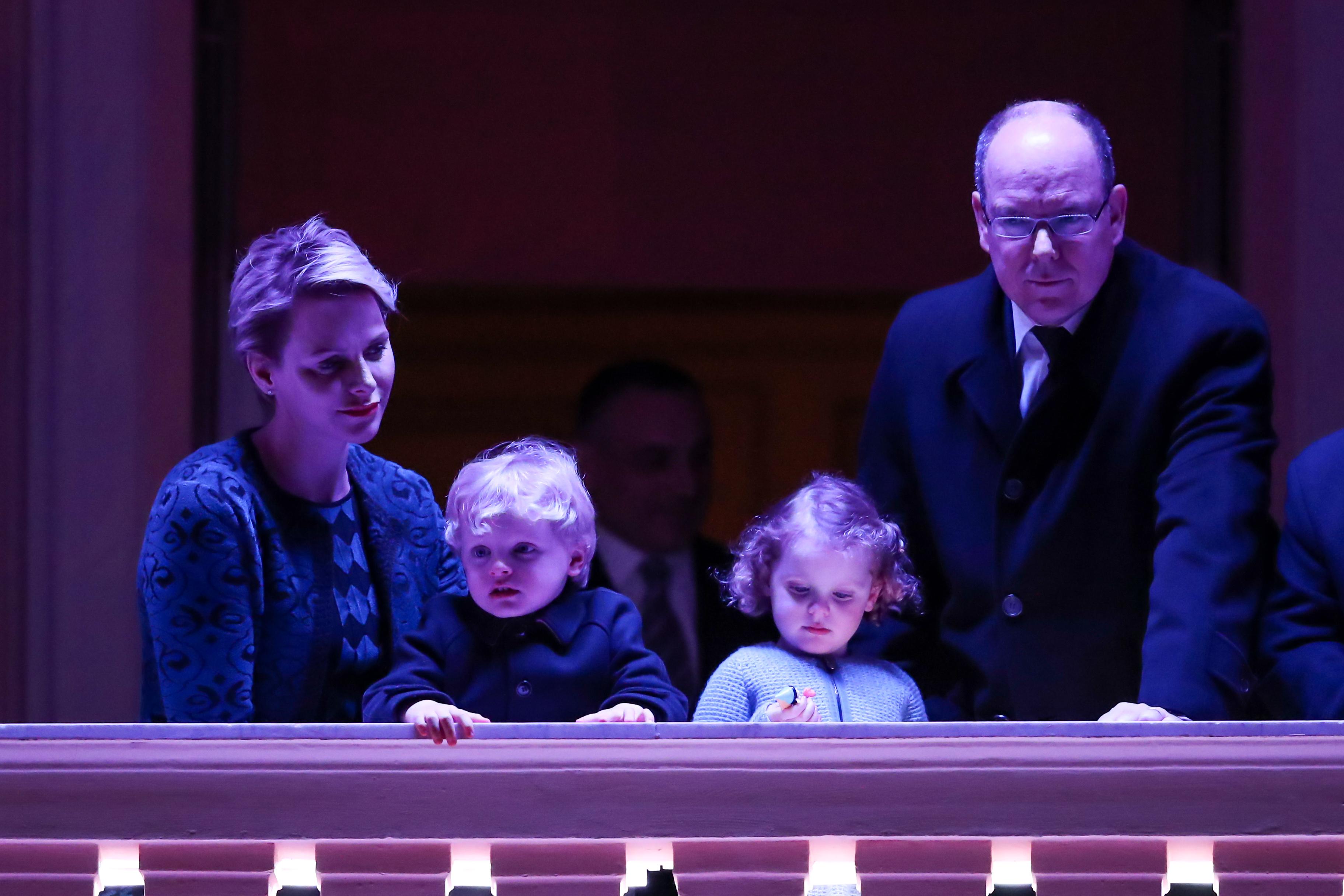 Princ Albert II i priceza Charlene od Monaka