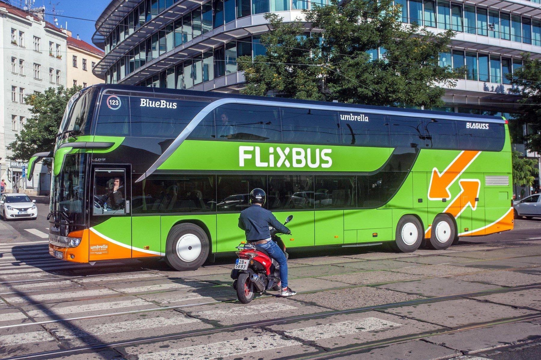 Ilustracija Flixbus