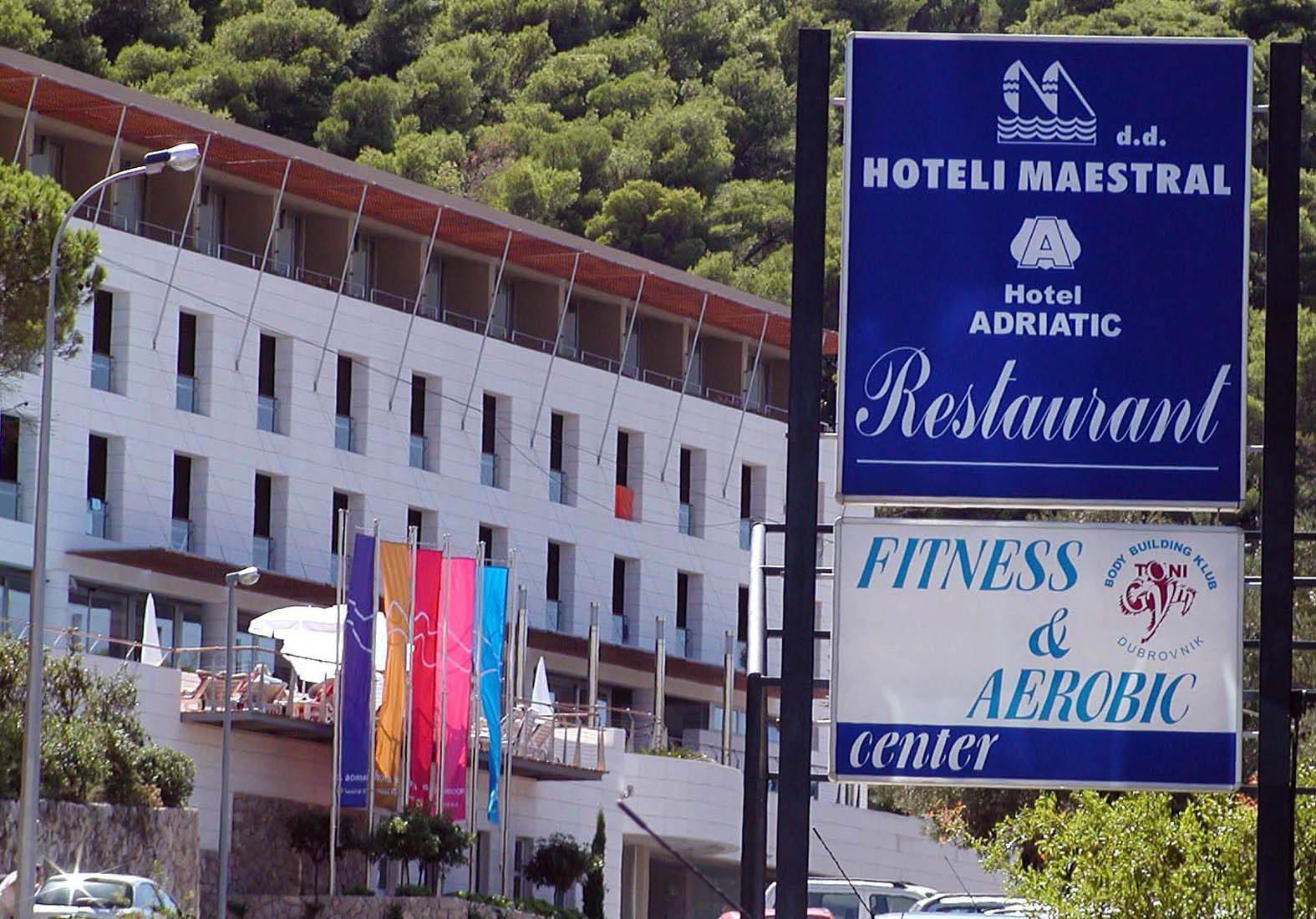 Hoteli Maestral Dubrovnik