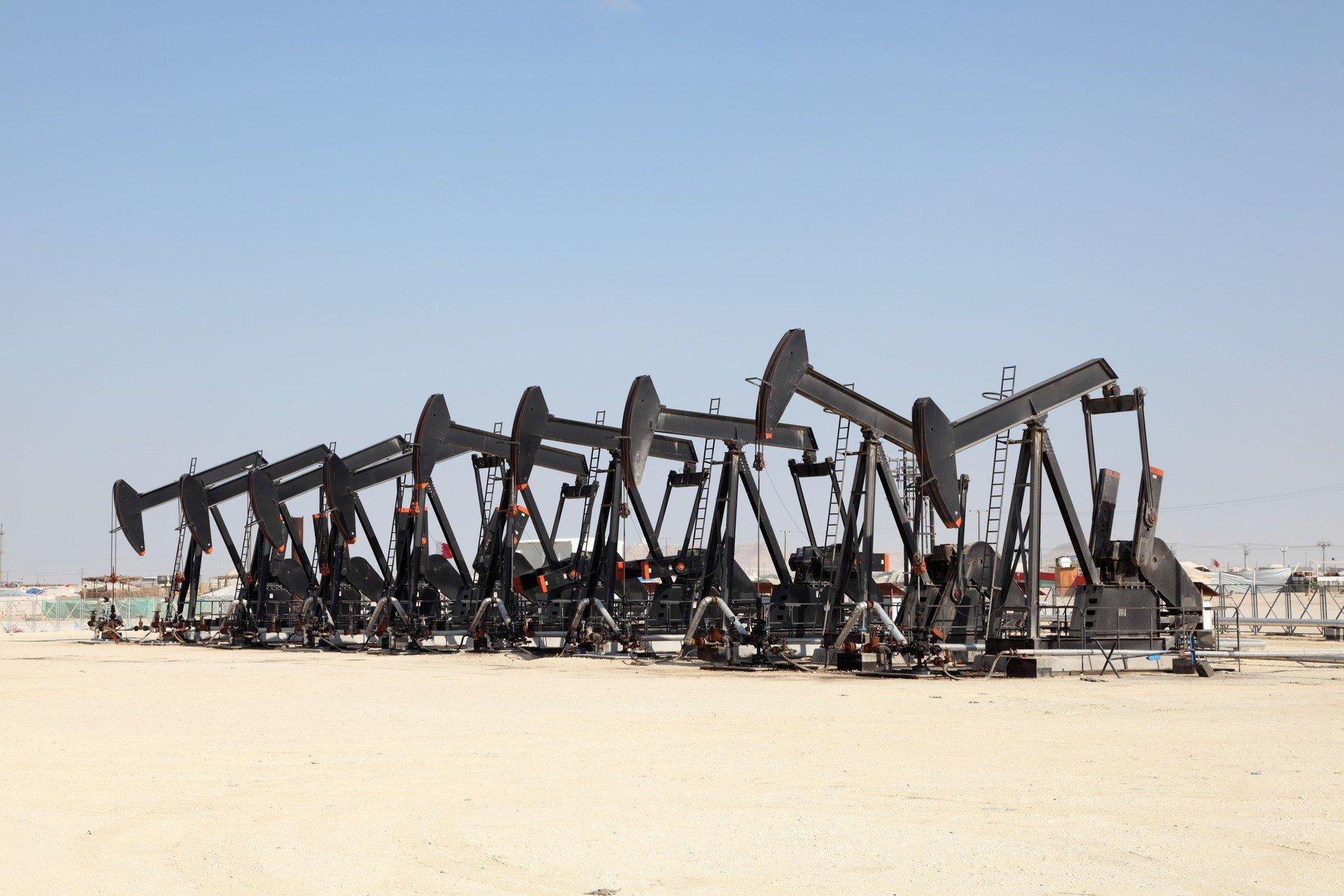 Naftno polje u Bahreinu
