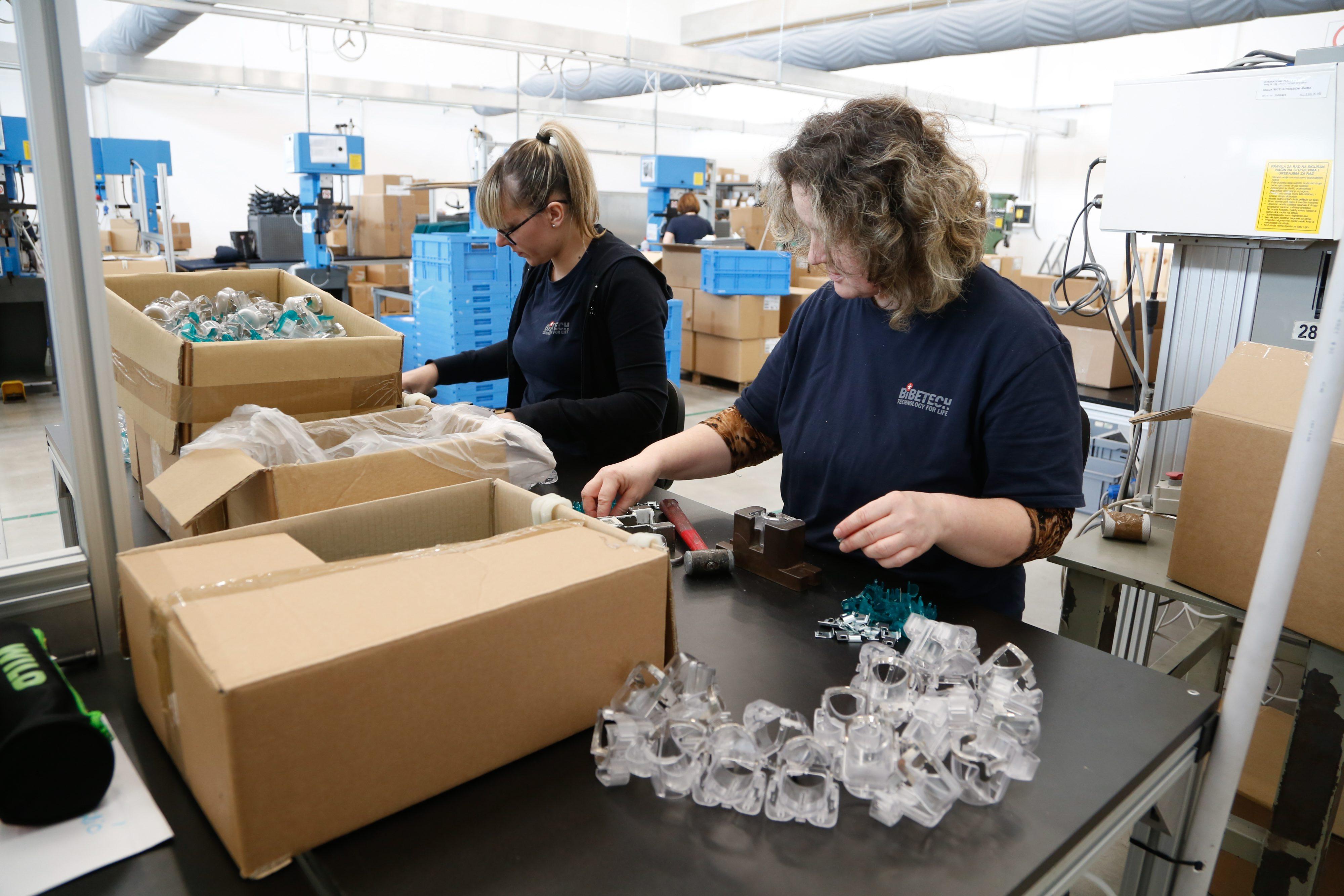 Tvornica plastike Bibetech.