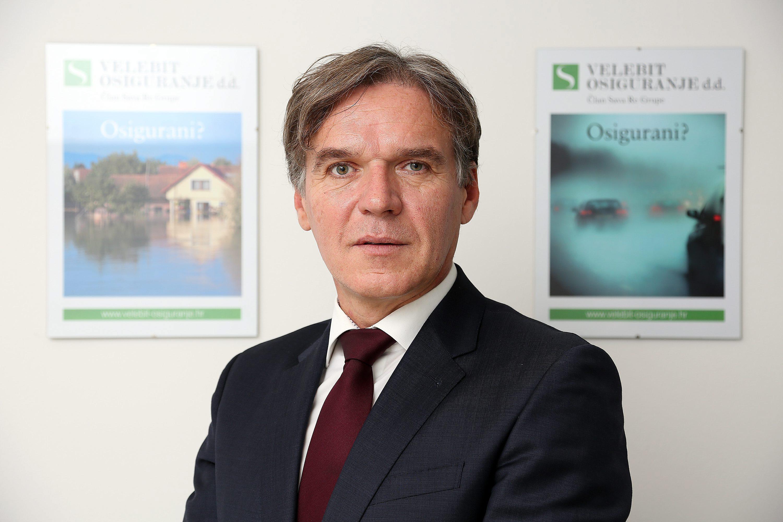 David Kastelić, predsjednik uprave Sava osiguranja