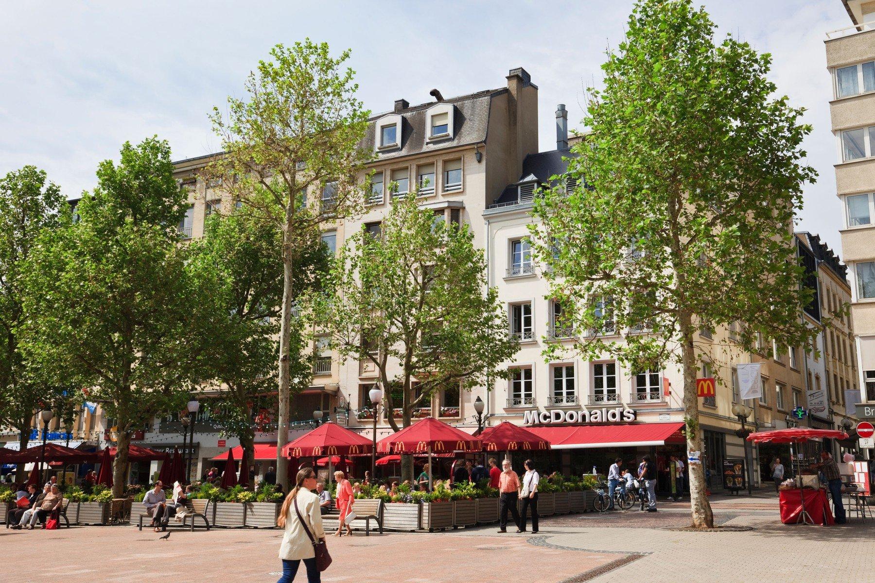 Trg u Luksemburgu