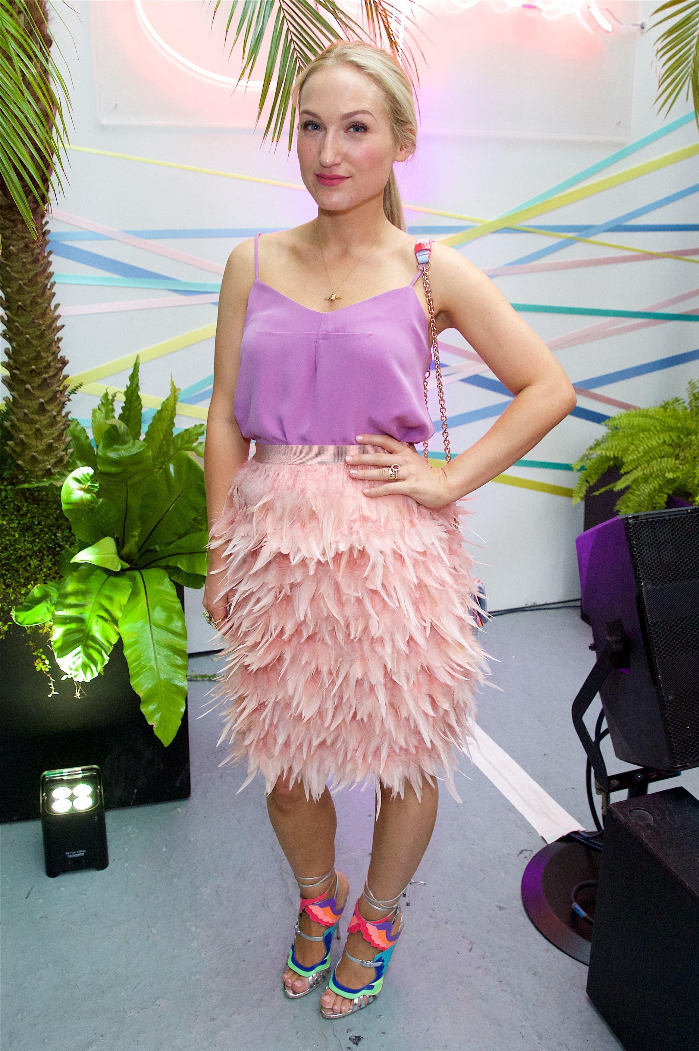 /Sophia Webster Sophia Webster presentation, Spring Summer 2017, London Fashion Week, UK - 19 Sep 2016, Image: 300391476, License: Rights-managed, Restrictions: , Model Release: no, Credit line: Profimedia, TEMP Rex Features