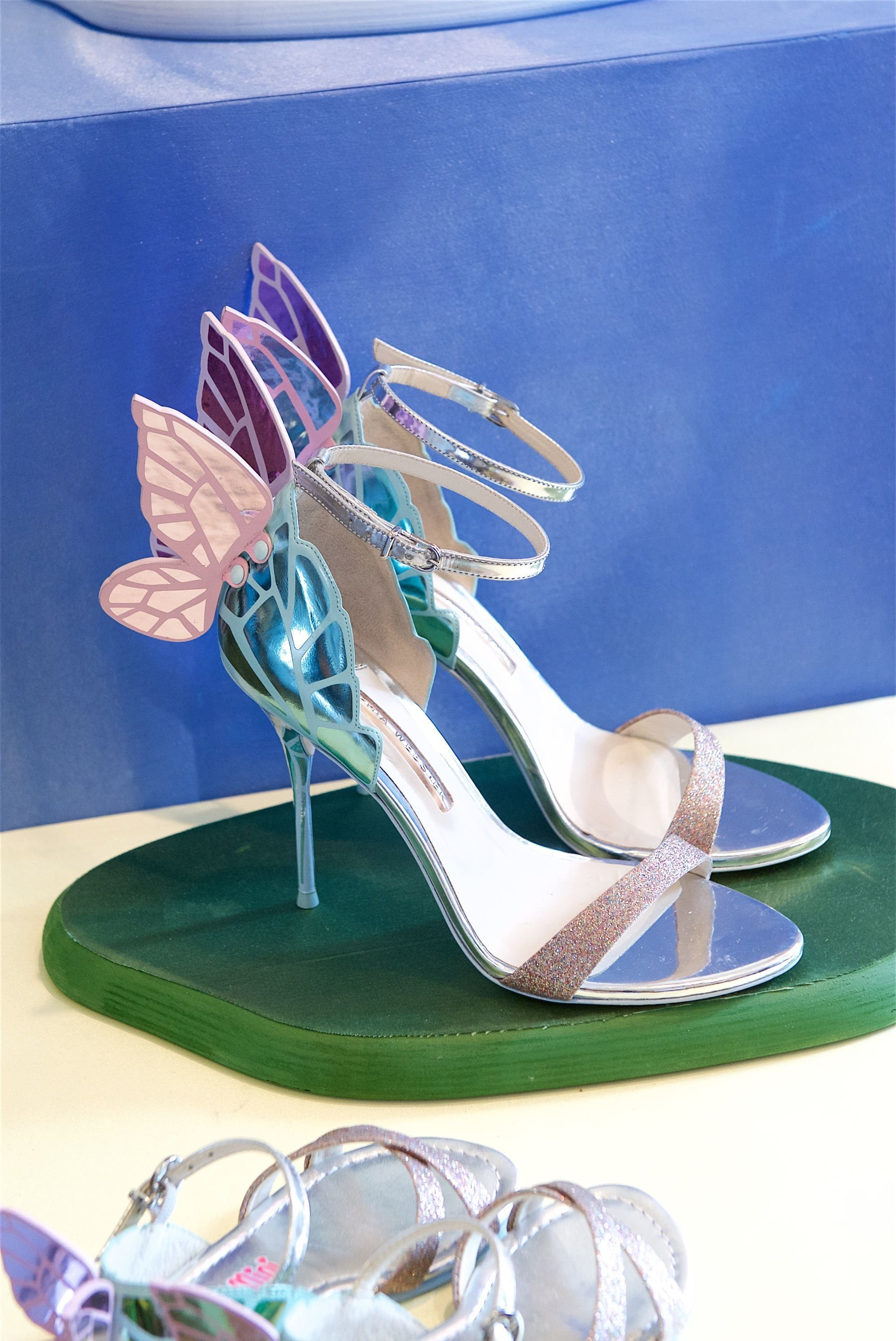 Shoes Sophia Webster presentation, Spring Summer 2018, London Fashion Week, UK - 18 Sep 2017, Image: 349785379, License: Rights-managed, Restrictions: , Model Release: no, Credit line: Profimedia, TEMP Rex Features