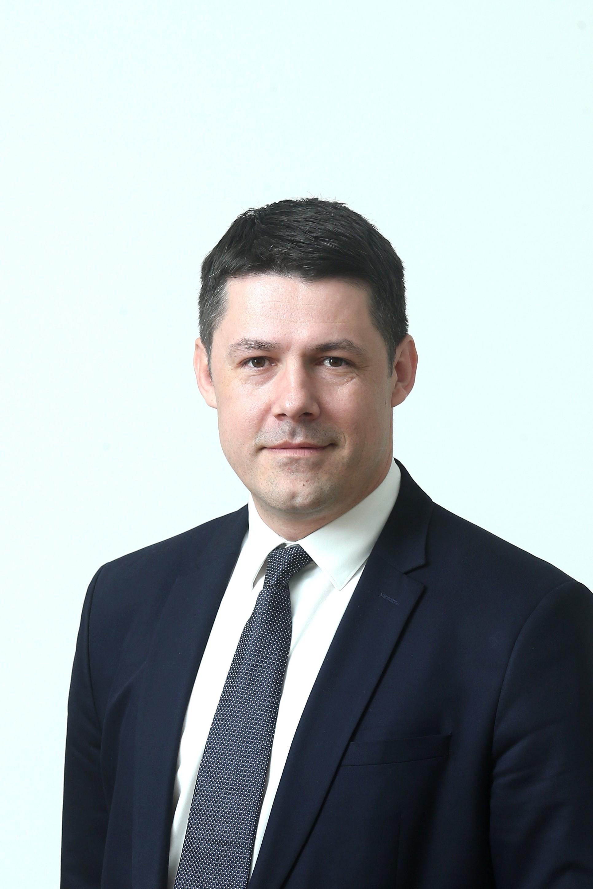 Andrej Kopilaš, predsjednik Uprave Slatinske banke