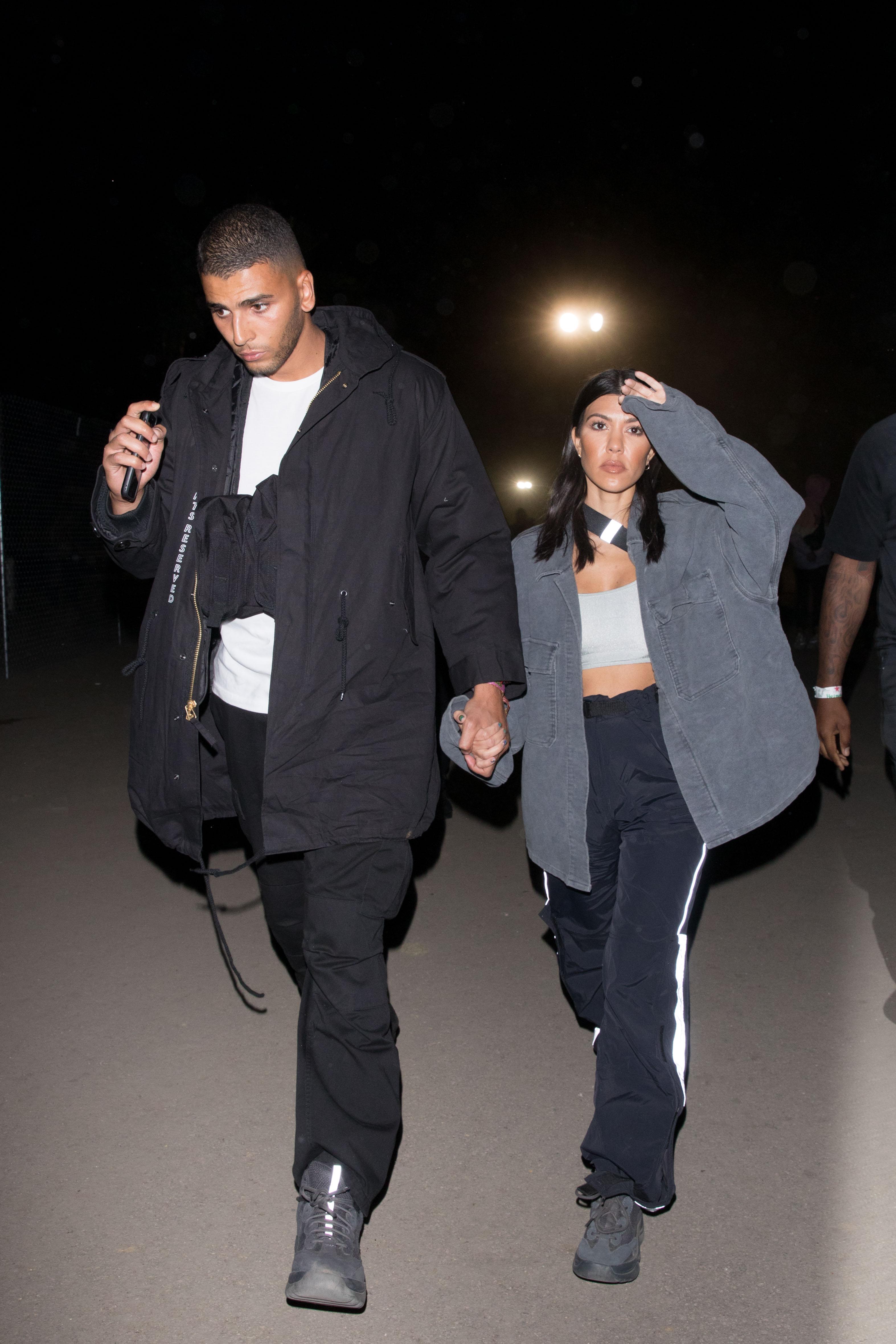 Kourtney Kardashian i mlađahni dečko