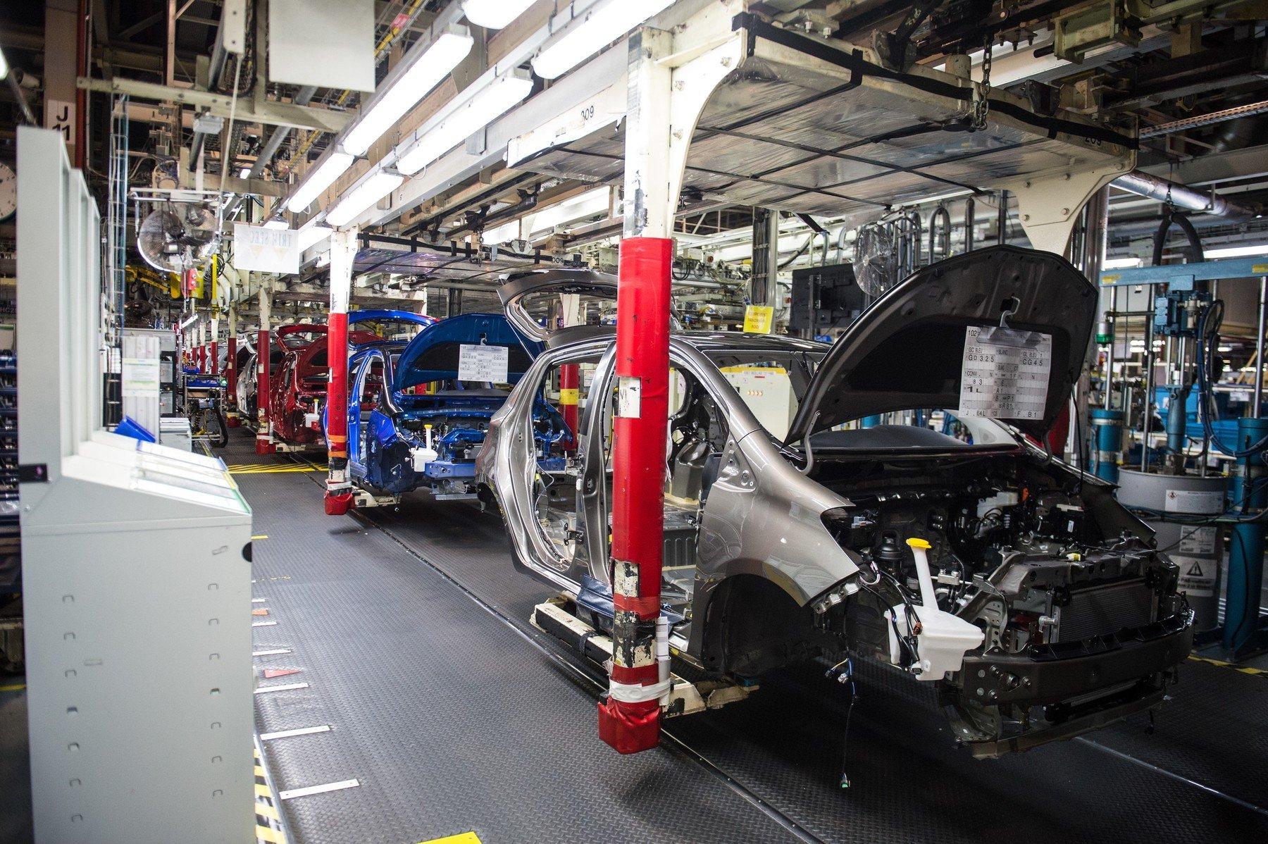 Tvornica Toyote u Francuskoj