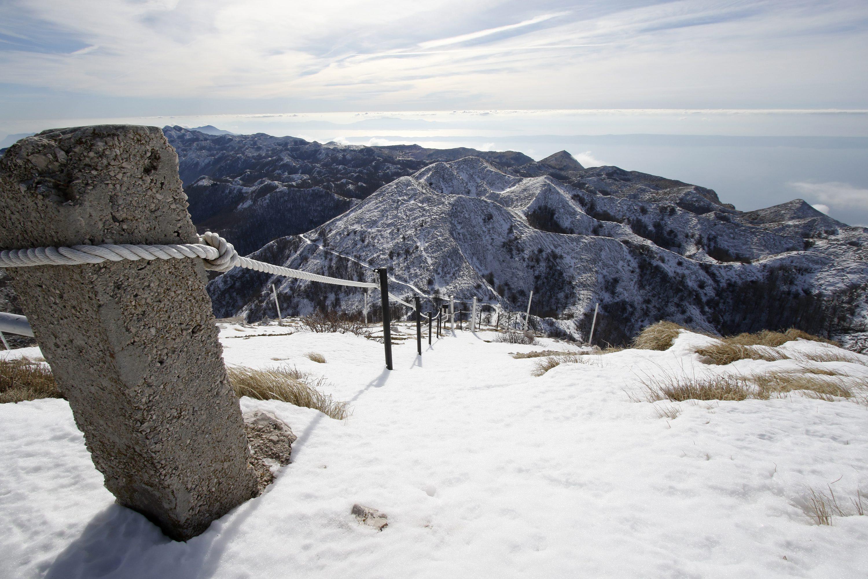 vrh Sveti Jure na Biokovu