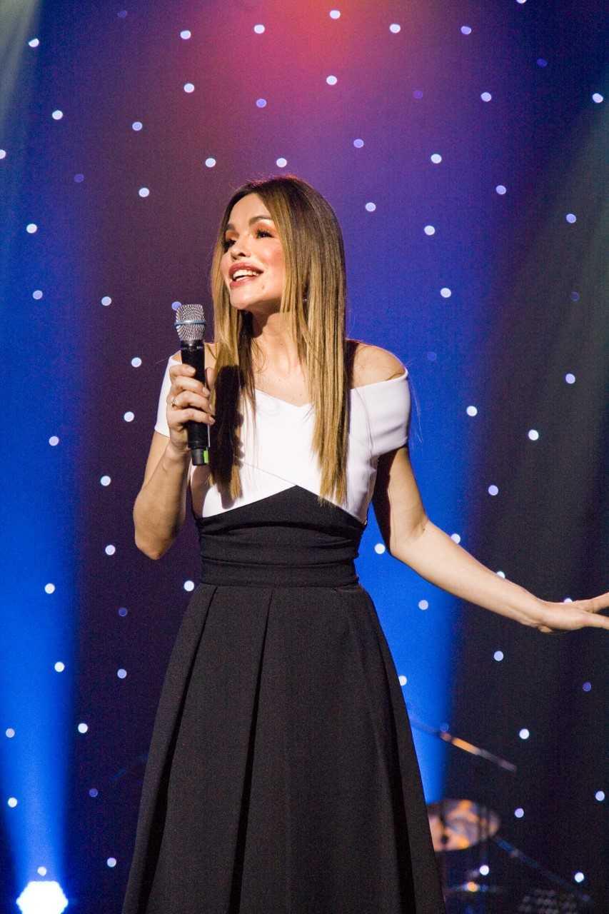 Severina na pozornici