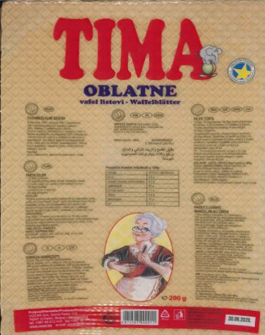 tima-oblatne
