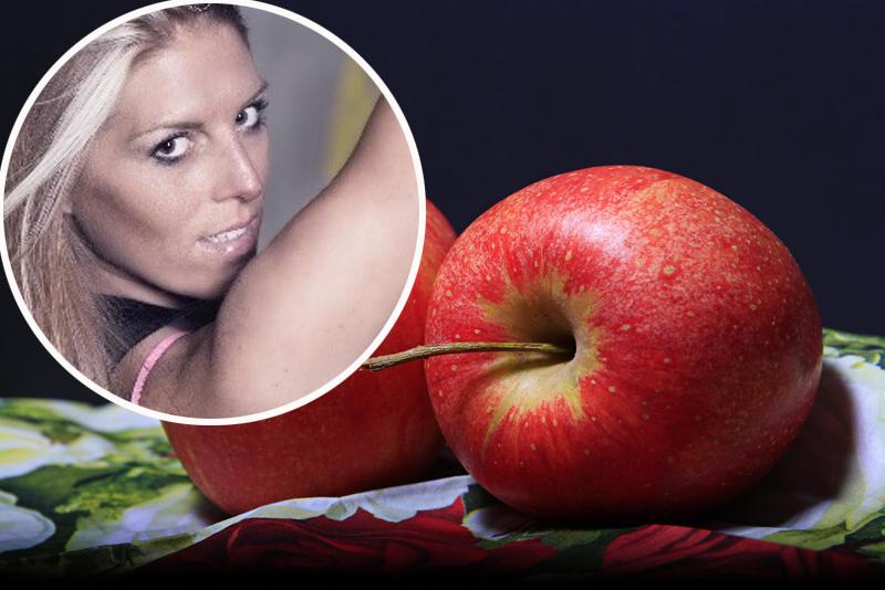 Crystal jabuka