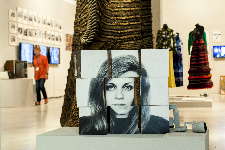 Zagreb, 250418. U Muzeju za umjetnost i obrt otvorena je izlozba Sezdesete u Hrvatskoj. Foto: Tomislav Kristo / CROPIX