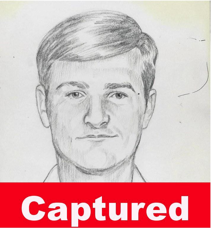 Apr 25, 2018 - Sacramento, California, U.S. - A suspect has been arrested in the case of the a serial killer who investigators believe raped 45 women and murdered 12 people in the Sacramento region 1970s and 1980s, known as the East Area Rapist or Golden State Killer. Sacramento County booked 73 year old Joseph James DeAngelo early Wednesday morning on two counts of murder, according to jail records. DeAngelo was wanted on a Ventura County arrest warrant and is being held without bail. The FBI had previously released these sketches of the suspect known as the East Area Rapist and Golden State Killer., Image: 369686685, License: Rights-managed, Restrictions: , Model Release: no, Credit line: Profimedia, Zuma Press - News