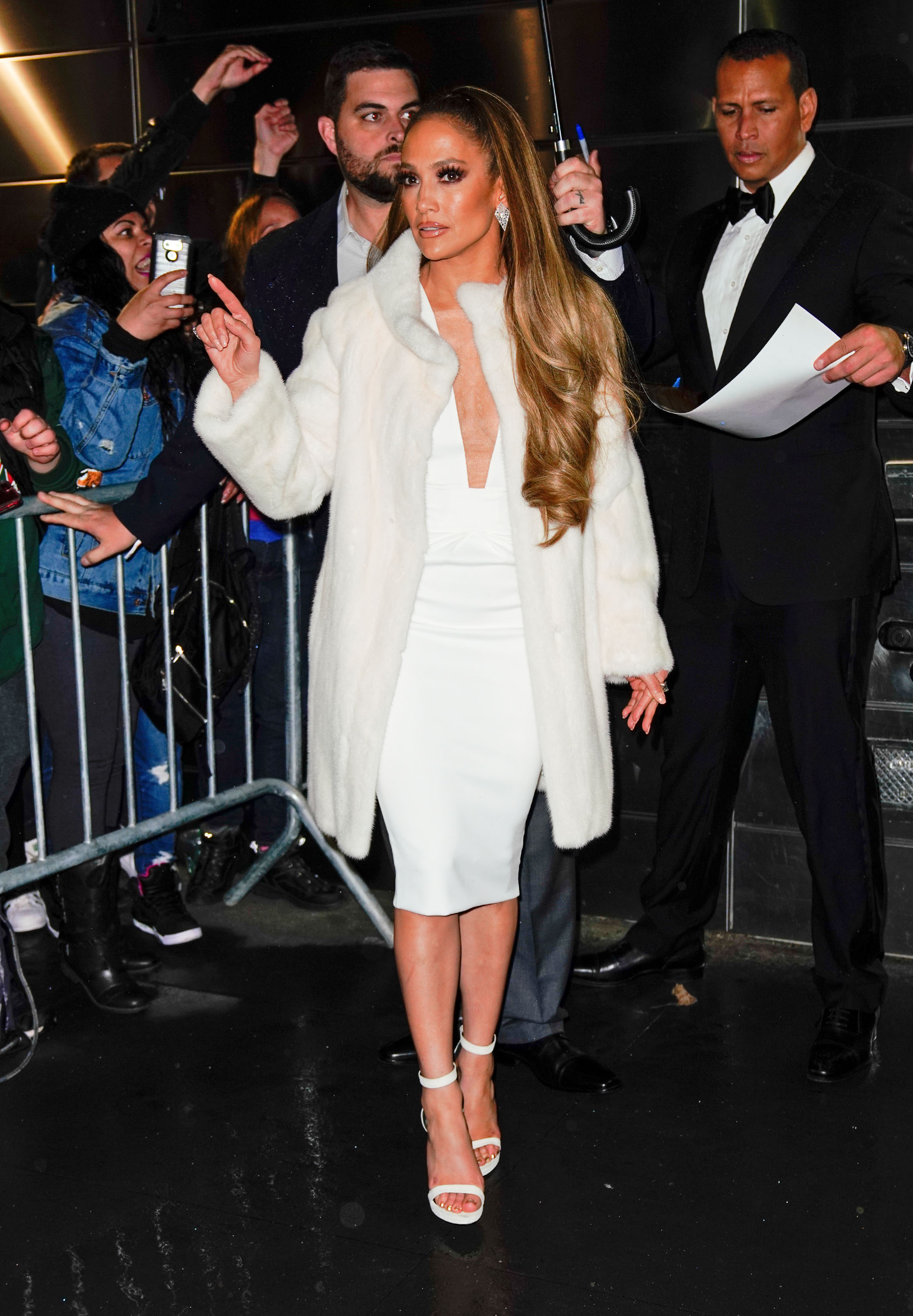 Jennifer Lopez and Alex Rodriguez depart the Time 100 gala at Time Warner Building in New York <P> Pictured: Jennifer Lopez,Alex Rodriguez <B>Ref: SPL1687429  250418  </B><BR/> Picture by: Jackson Lee / Splash News<BR/> </P><P> <B>Splash News and Pictures</B><BR/> Los Angeles:310-821-2666<BR/> New York:212-619-2666<BR/> London:870-934-2666<BR/> <span id=