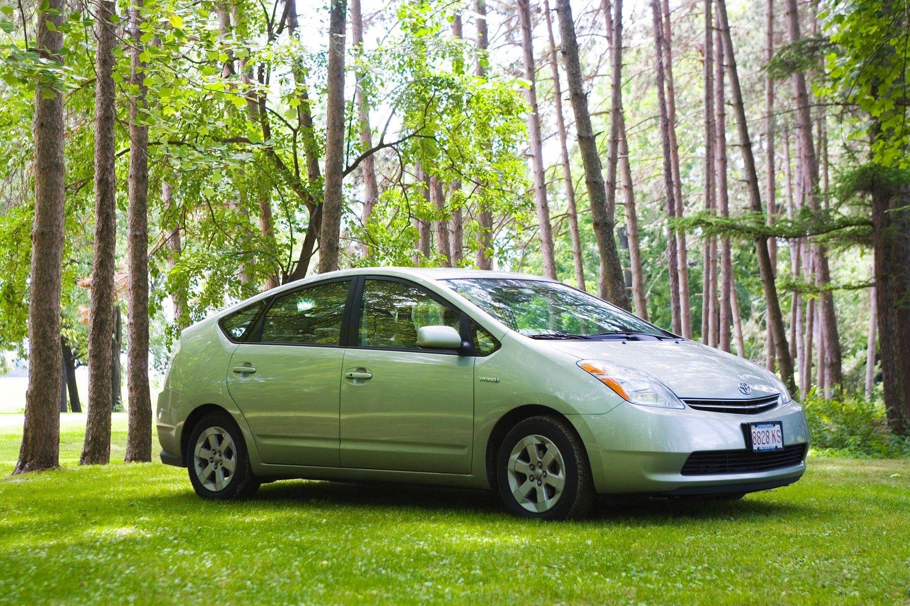 Ilustracija, Toyota Prius Hybrid
