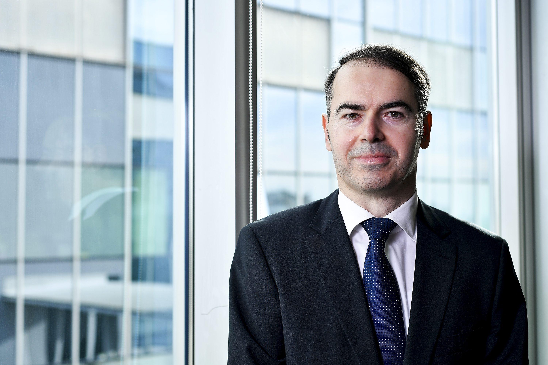 Dinko Lucić, predsjednik uprave PBZ-a