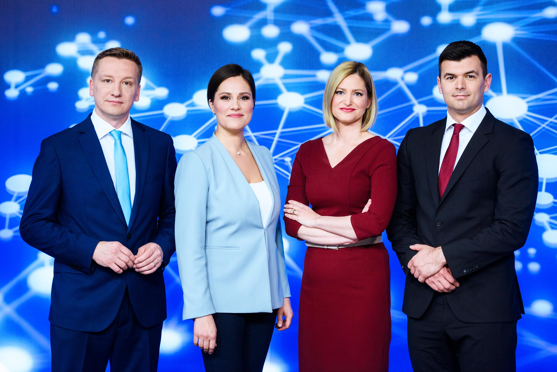 Tomislav Jelinčić, Jelena Pajić, Ana Brdarić-Boljat i Ivan Vrdoljak