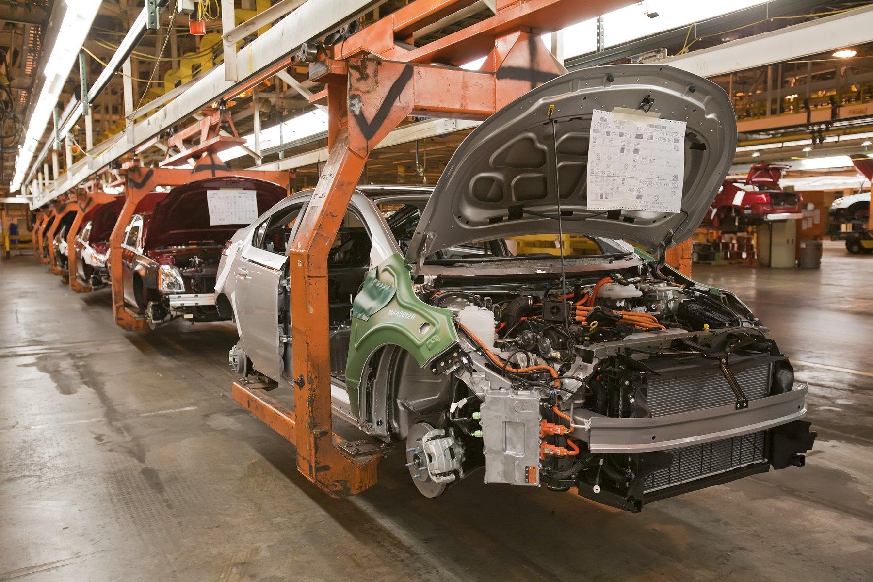 Tvornica General Motorsa u Detroitu