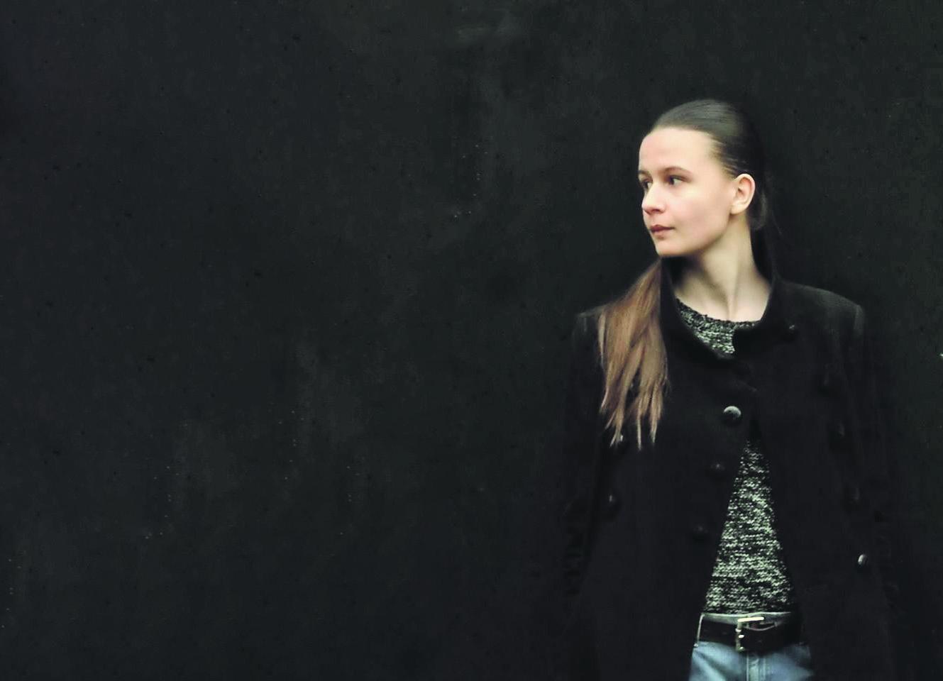 Dvadesetsedmogodišnja Vendi Vernić studirala je kod Svjetlana Junakovića, od kojeg je, kaže, puno naučila