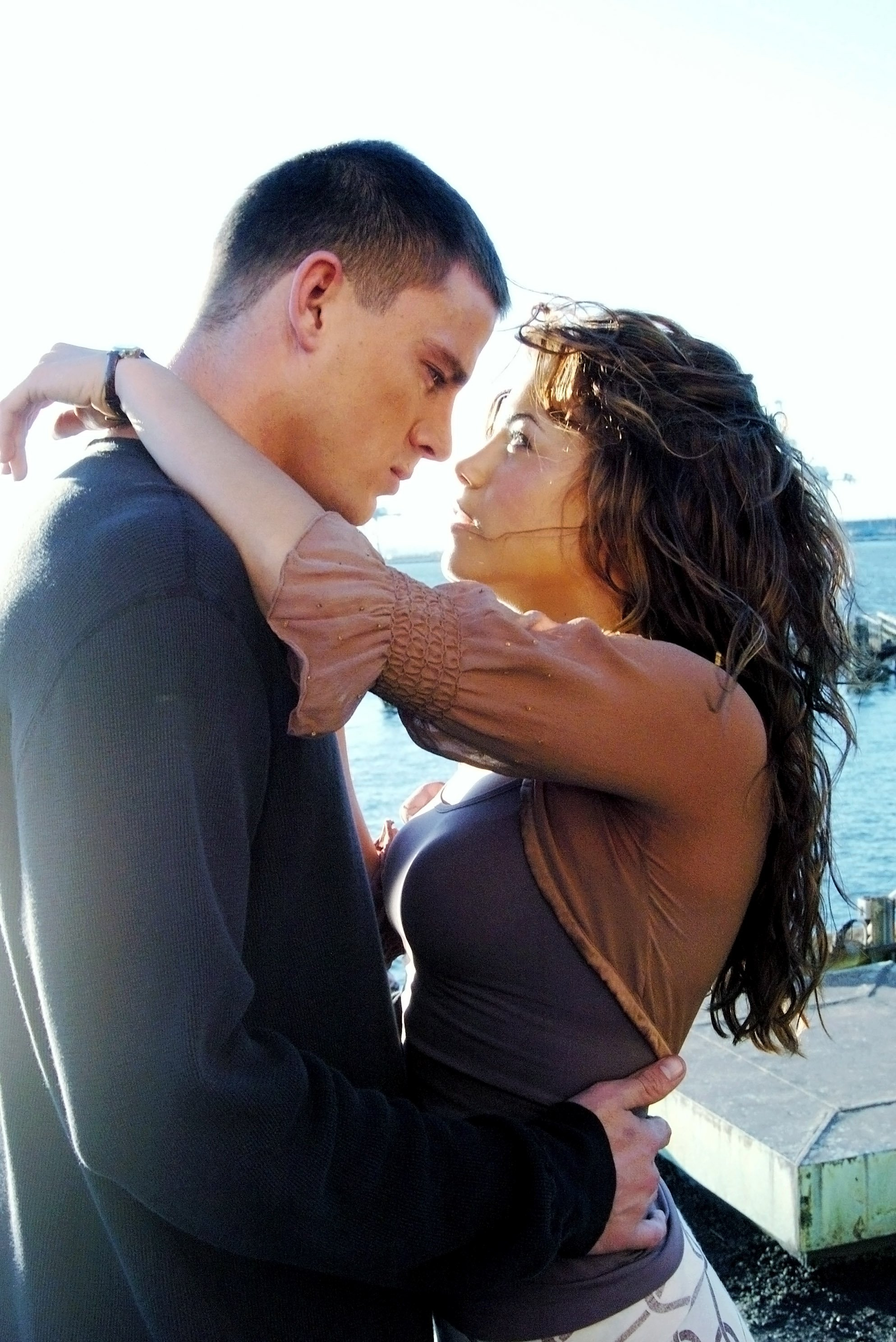 STEP UP, Channing Tatum, Jenna Dewan, 2006., Image: 98051223, License: Rights-managed, Restrictions: For usage credit please use; ©Touchstone Pictures/Courtesy Everett Collection, Model Release: no, Credit line: Profimedia, Everett
