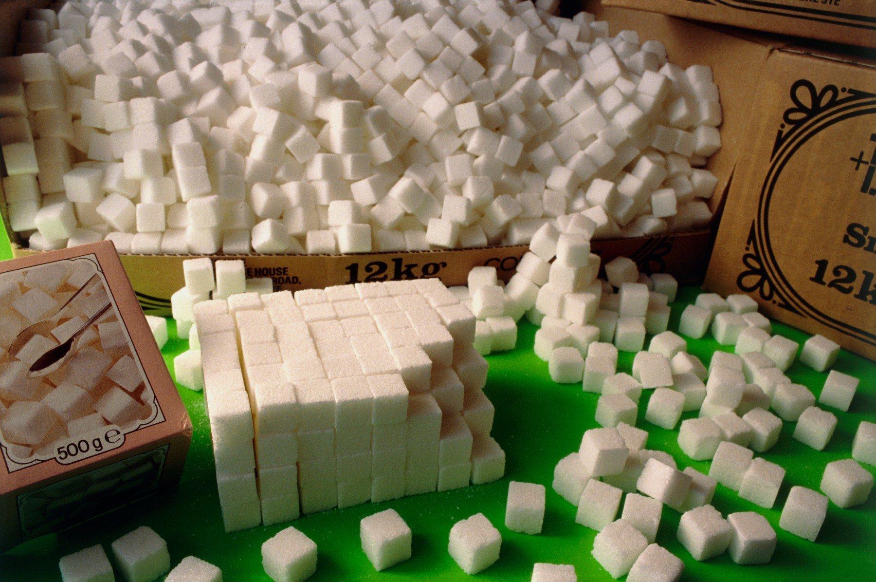 Ilustracija, šećer
