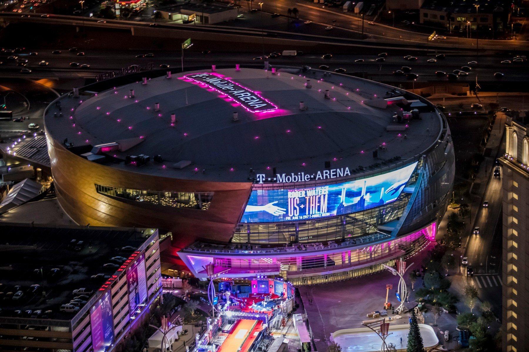 T-Mobile Arena u Las Vegasu