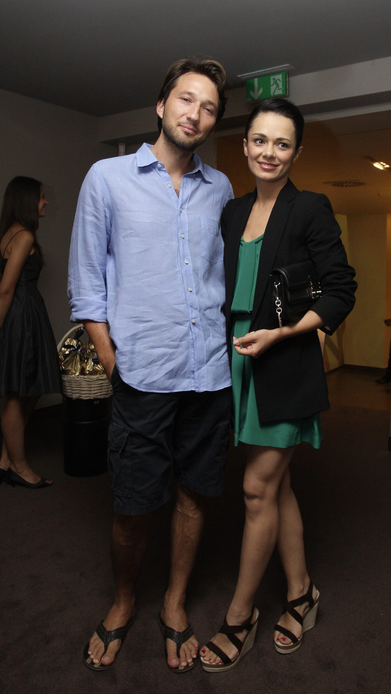Goran Legović i Kristina Krepela