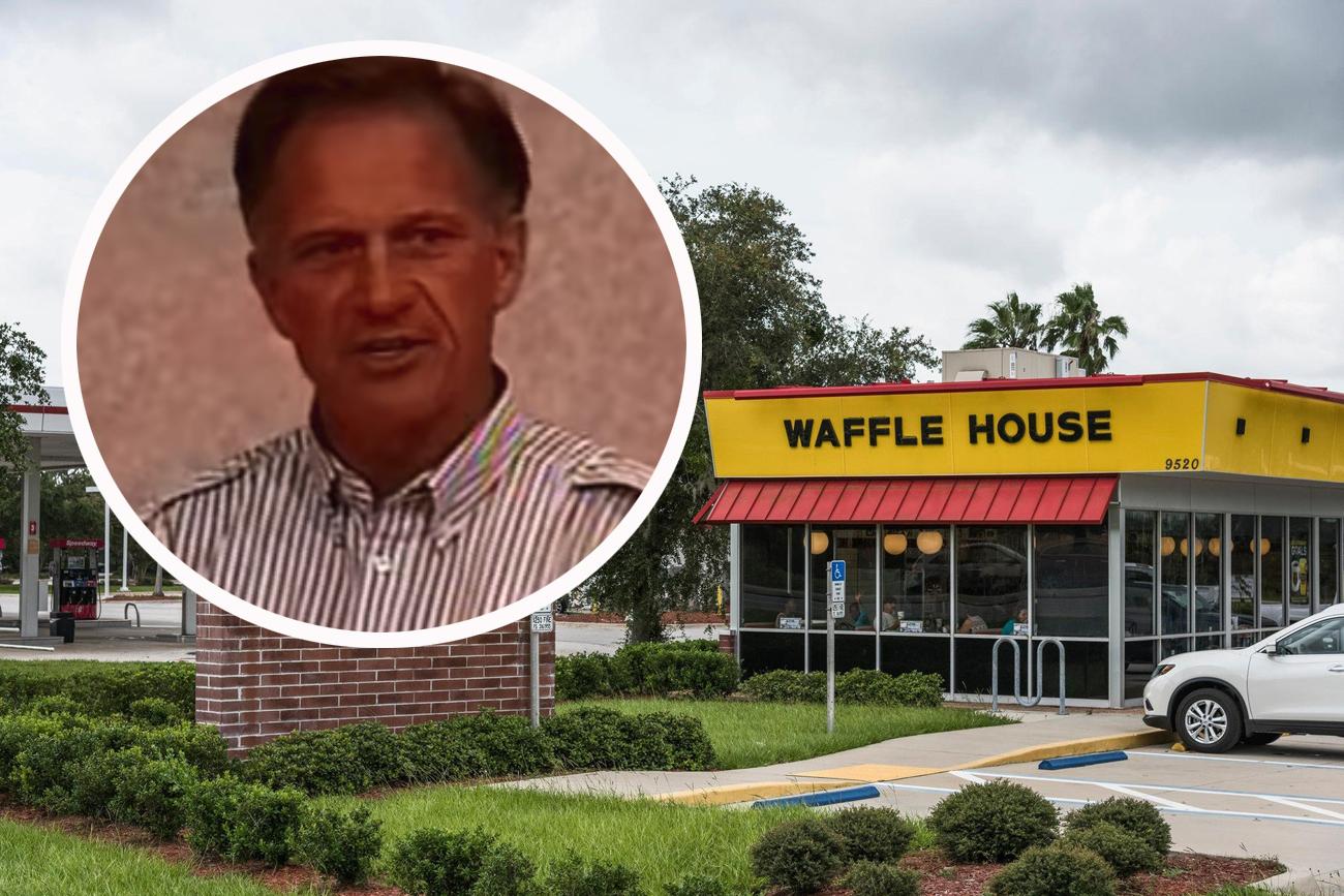 joe rogers waffle house