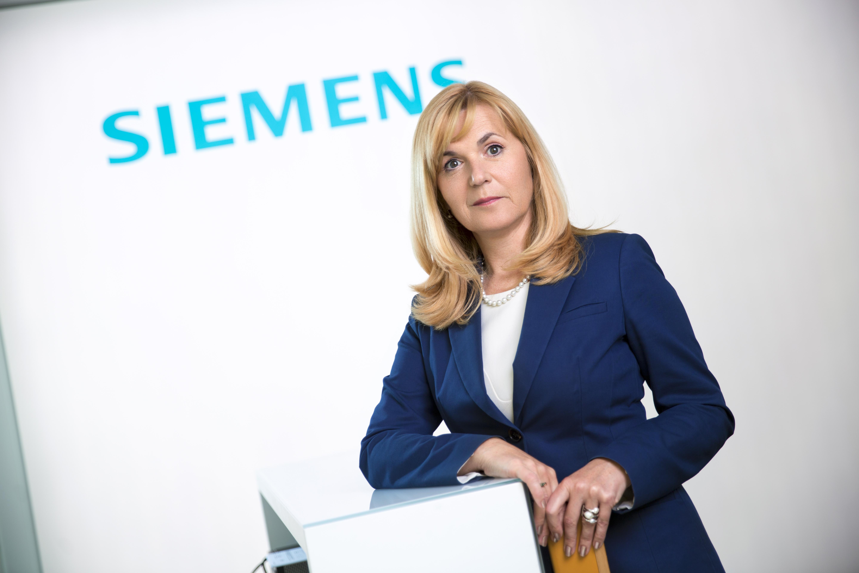 Medeja Lončar, nova predsjednica Uprave Siemensa Hrvatska