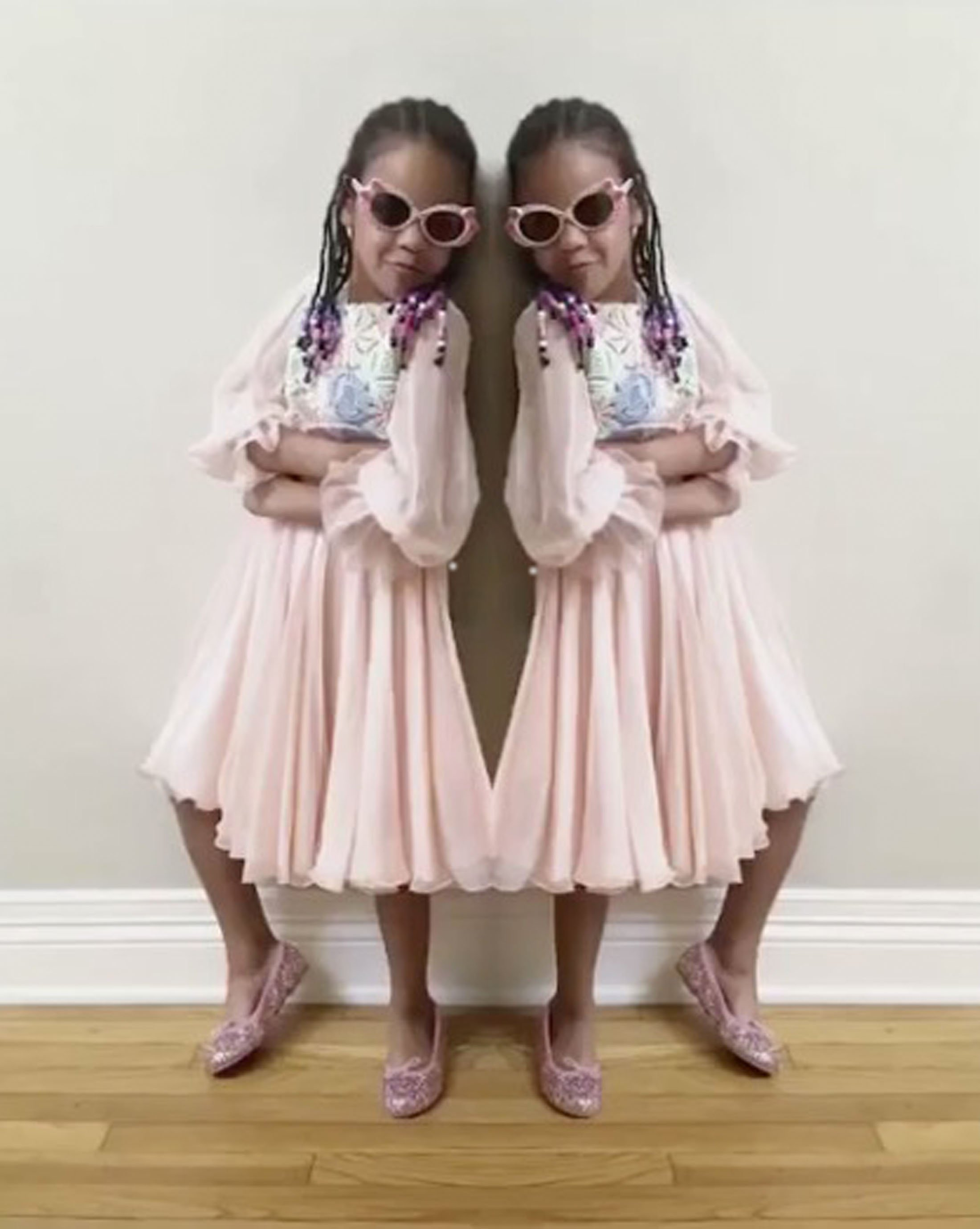 19 March 2017  Blue Ivy Carter seen in this celebrity social media picture!, Image: 325911927, License: Rights-managed, Restrictions: **UK CLIENTS MUST CALL PRIOR TO TV OR ONLINE USAGE PLEASE TELEPHONE  +44 208 344 2007***Xposure Photos does not claim any Copyright or License in the attached material**, Model Release: no, Credit line: Profimedia, Xposurephotos