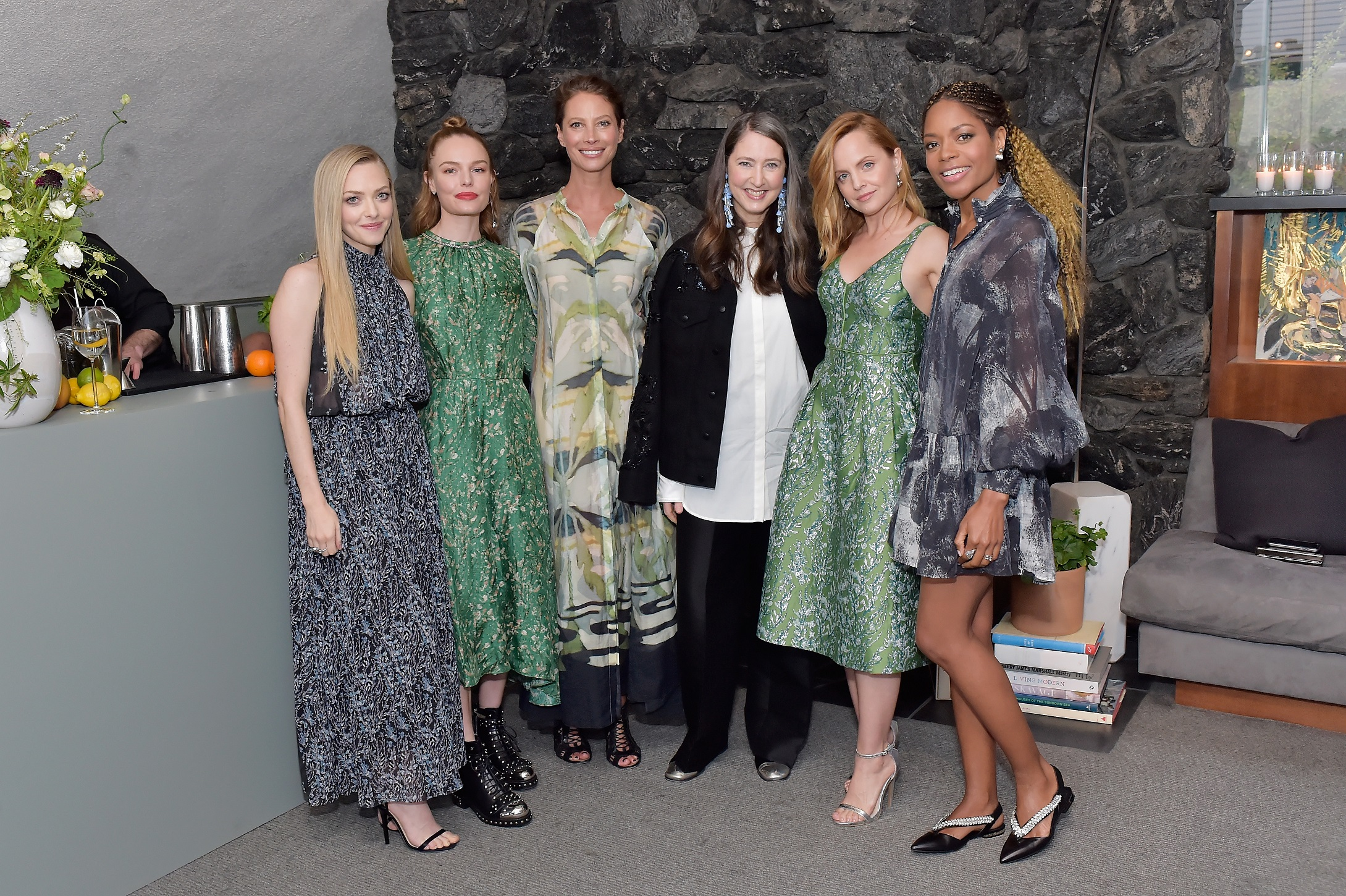 attends the H&M celebration of 2018 Conscious Exclusive collection at John Lautner's Harvey House on April 5, 2018 in Los Angeles, California.