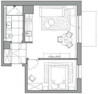 Stan od 38 m2 24