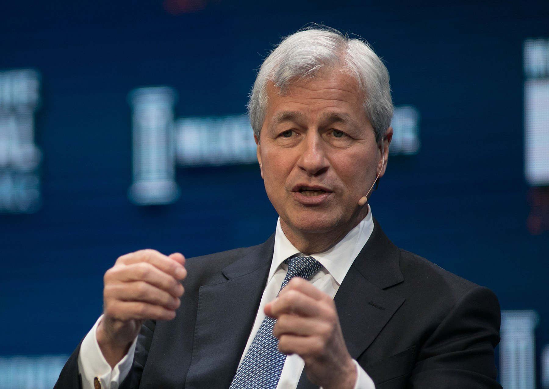 Jamie Dimon, predsjednik i CEO, JPMorgan Chase