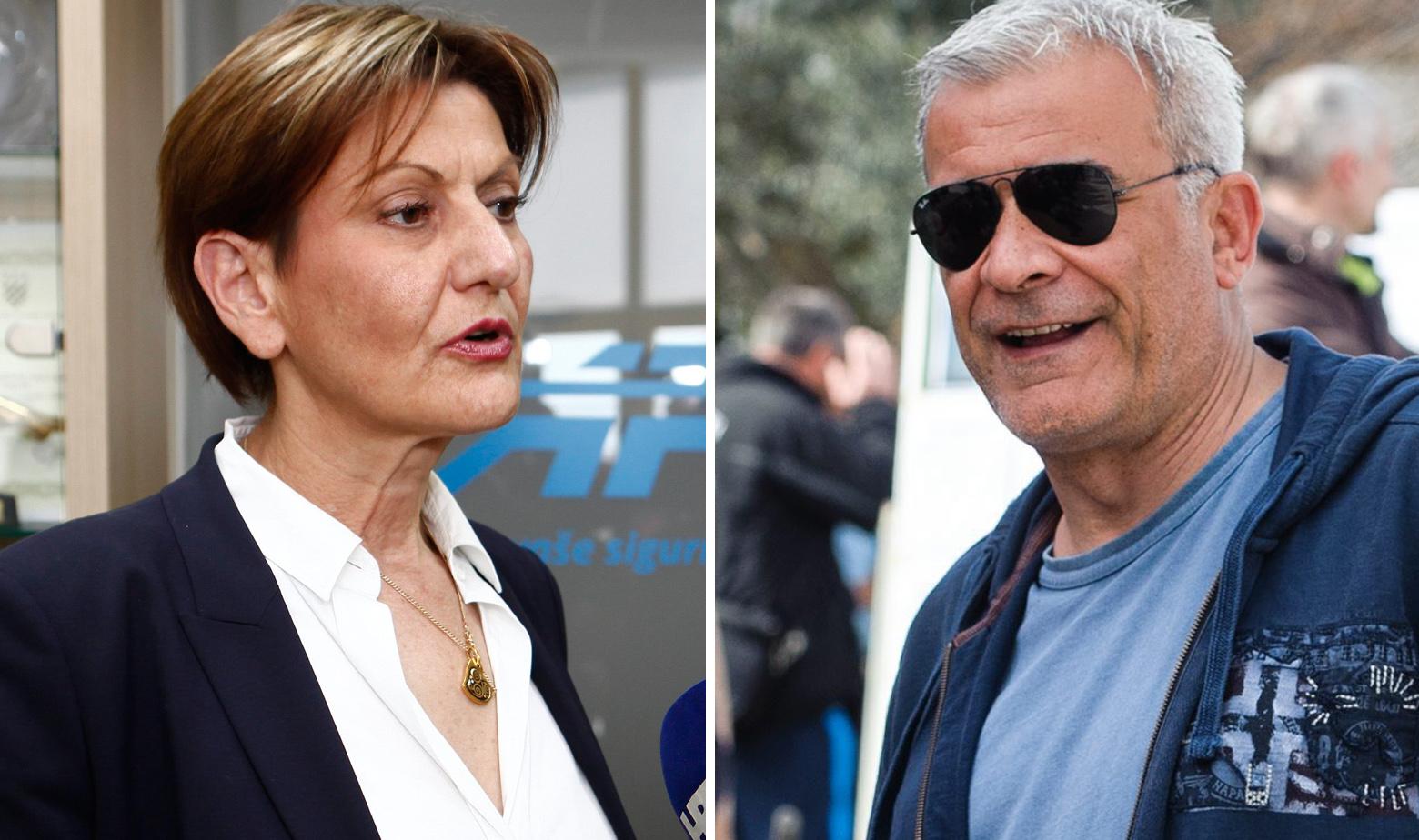 Martina Dalić i Ante Ramljak
