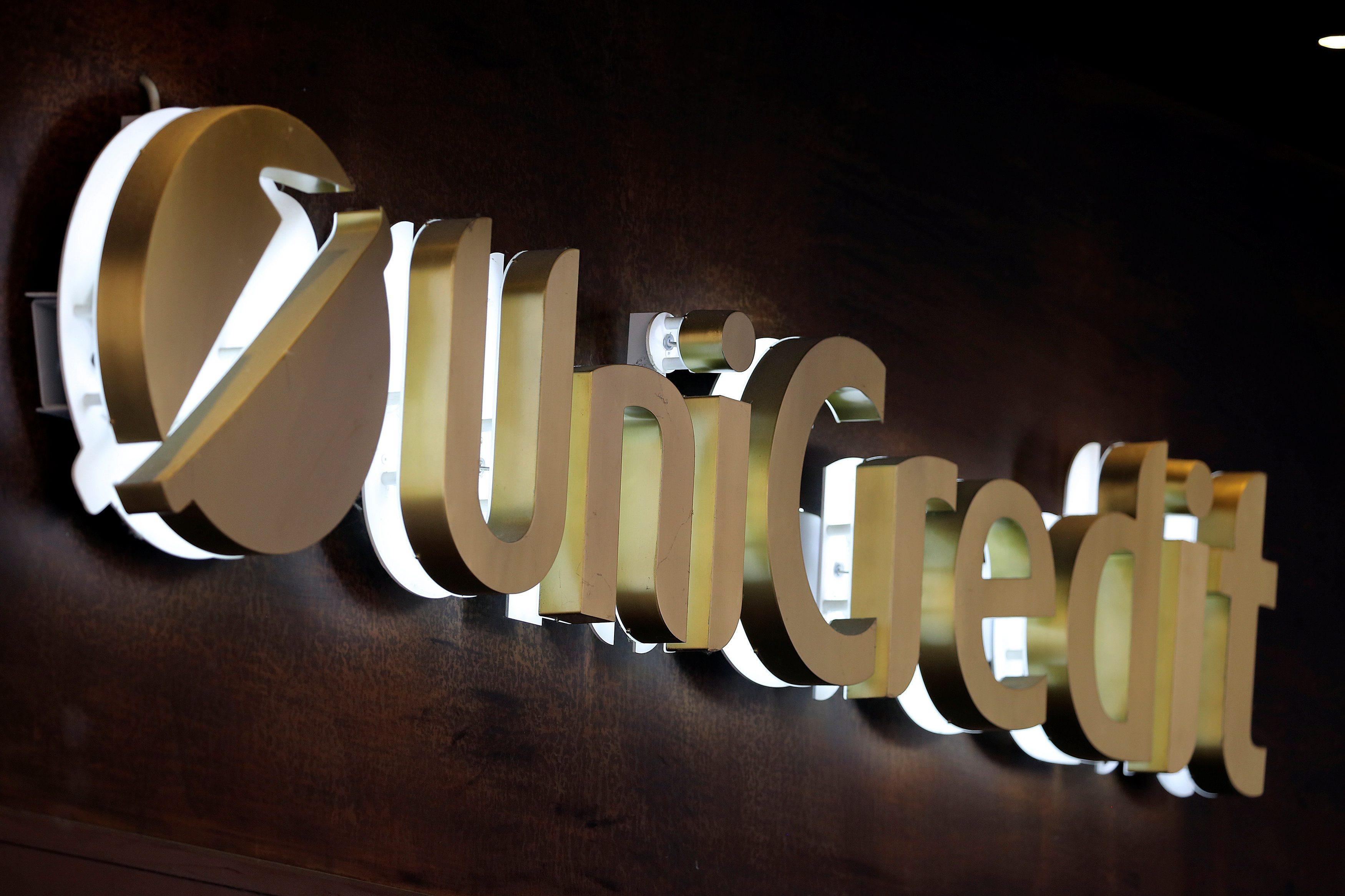 Logo talijanske UniCredit banke