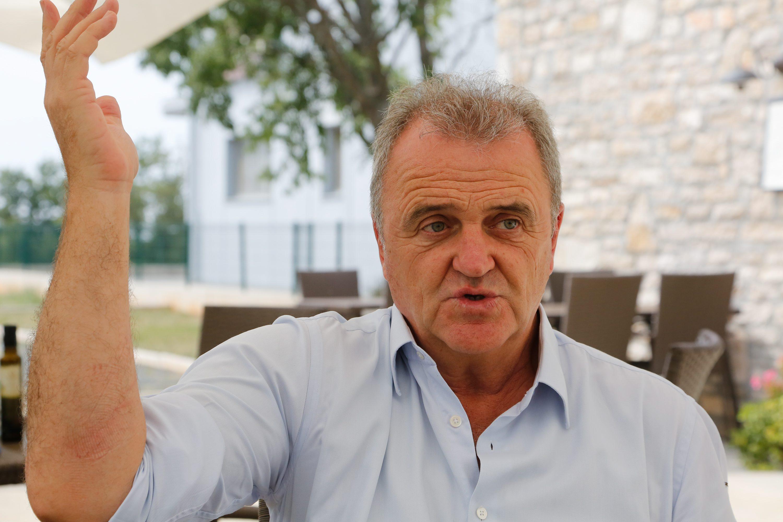 Bivši ministar turizma i direktor Hrvatske udruge turizma Veljko Ostojić