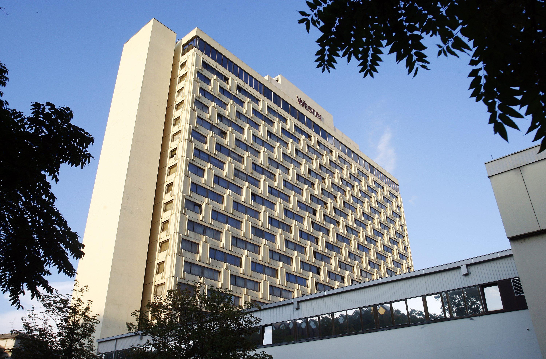 Zgrada hotela Westin