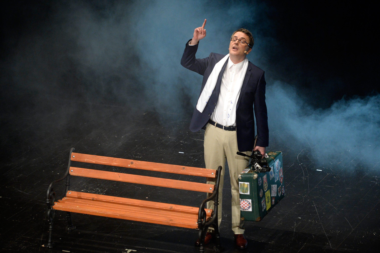 Festival glumca počinje 11. svibnja izvedbom predstave 'Ćiro' Tarika Filipovića u Iloku