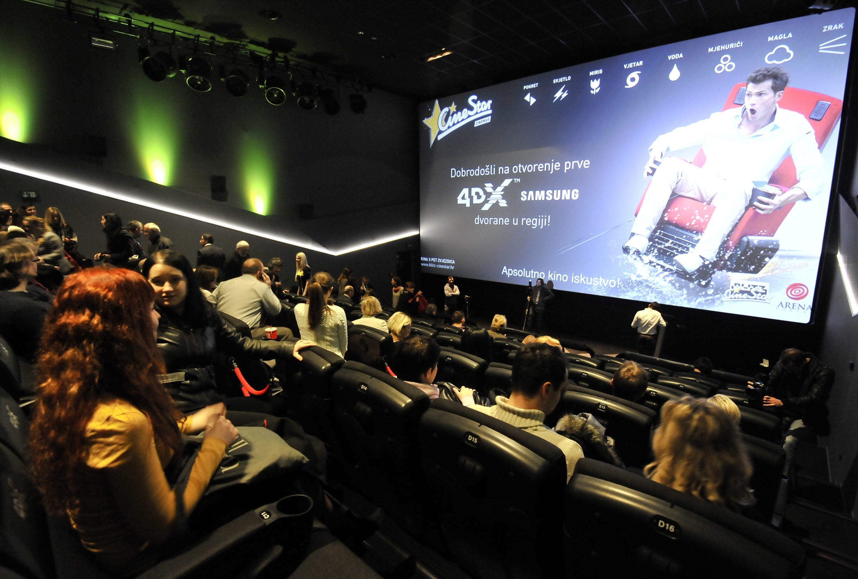 Publika u CineStar kinu