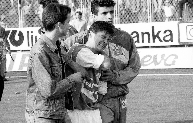 utakmica Dinamo - Crvena Zvezda, 13. svibanj 1990.