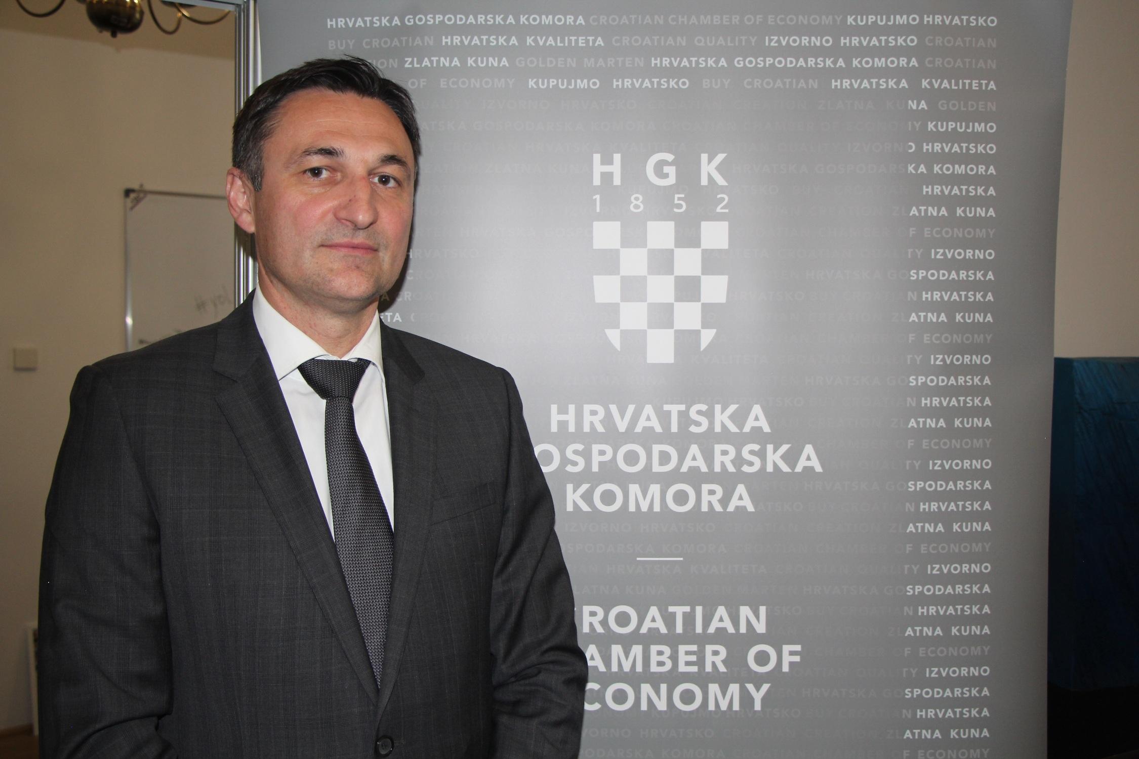 Robert Vučković, novi predsjednik Udruženja osiguravatelja HGK