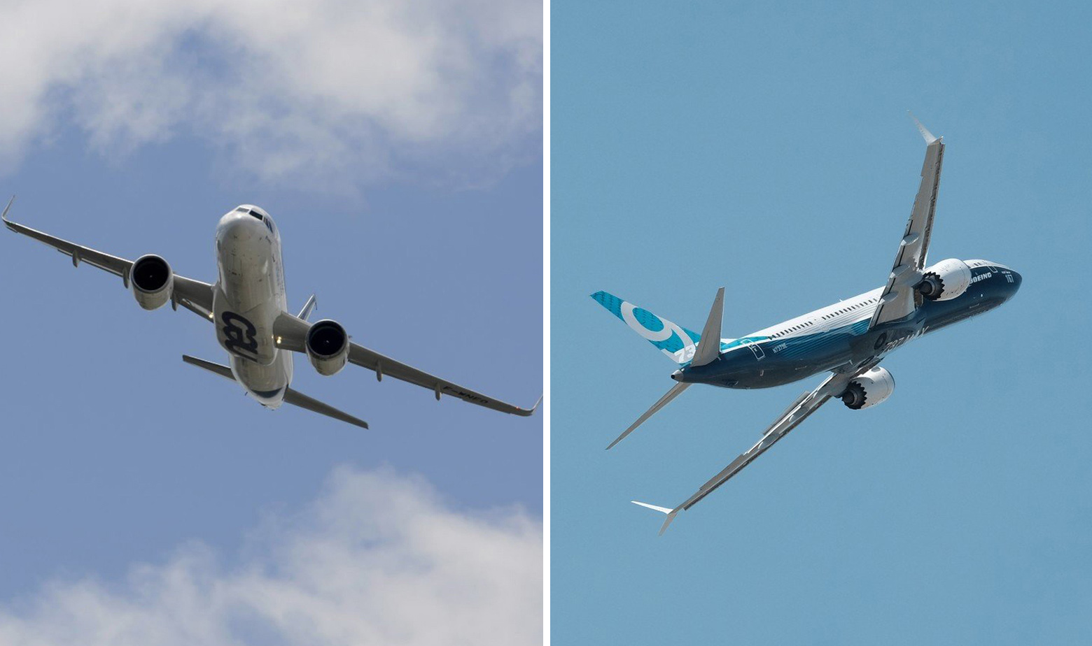Airbus A320neo i Boeing 737 MAX
