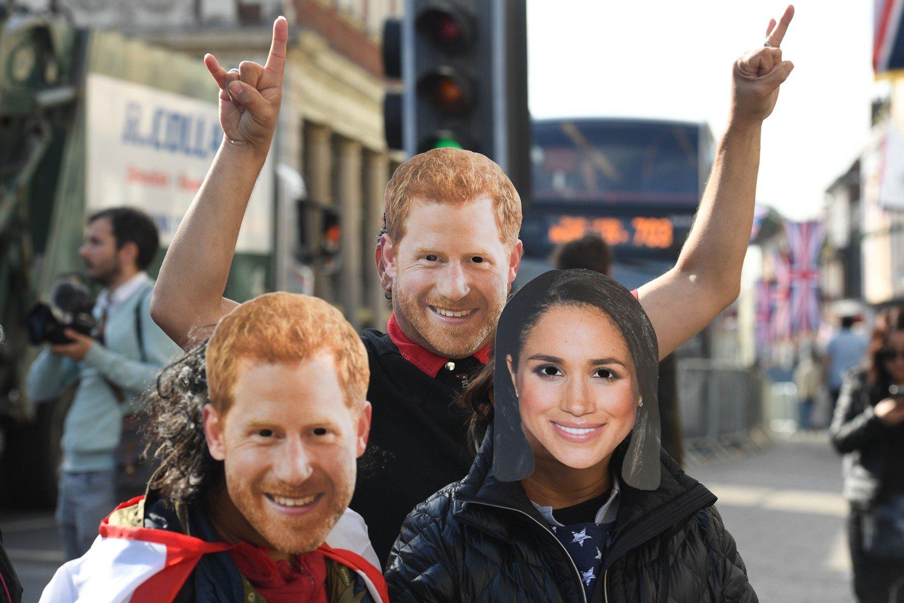 Uzbuđenje oko kraljevskog vjenčanja ovih dana doseže vrhunac