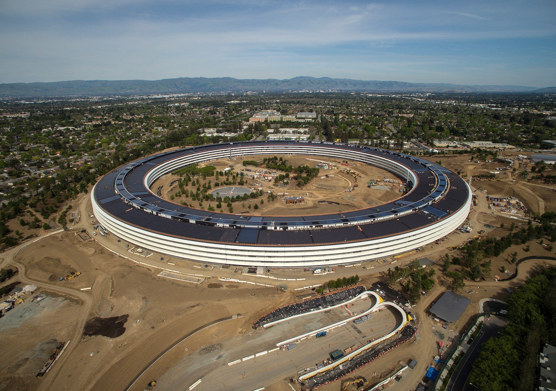 Kampus Applea u Cupertinu, Kalifornija